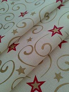 Úžitkový textil - *VIANOCE* štóla.. - 8884338_