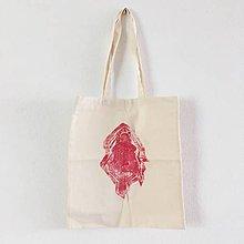 Nákupné tašky - Bavlnená taška Fulla - 8881632_