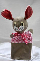 Maňuška. Zvieratko Zajačik Ňufko pre dievčatká.