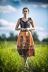 Iné oblečenie - Vyšívaná vesta Slavianka - 8882053_