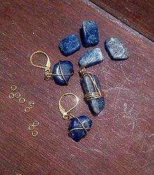 1ac31a027 Lapis Lazuli set náušnice +prívesok - 8883553_