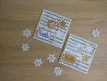 Papiernictvo - Vianočné pohľadnice