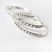 Prstene - MiniMe / Basic Ornament - 8883168_