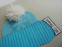 - modrá čiapka - 8881988_