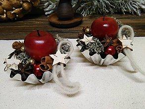 Dekorácie - formička vianočná - 8881530_