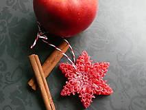 Dekorácie - Vianočné ozdoby voňavé - 8886642_