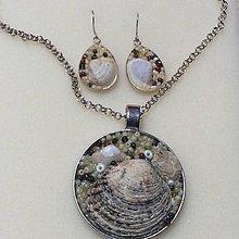 Sady šperkov - sada šperkov: plážová - 8885798_