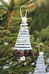 Dekorácie - Ozdoba na stromček - 8885110_