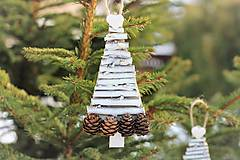 Dekorácie - Ozdoba na stromček - 8885112_