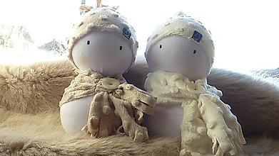 Dekorácie - snehuliak veľký - 8886638_