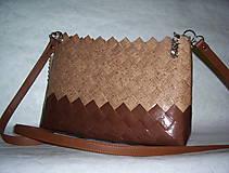 Kabelky - Elegantná crossbody kabelka - 8887655_