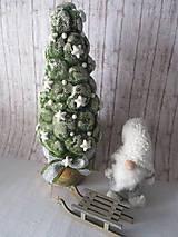 Dekorácie - Vianočný stromček - 8885284_