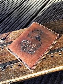 Peňaženky - Gramophone - tetovaná - 8888401_