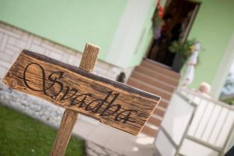 Darčeky pre svadobčanov - Svadobná tabuľa - 8885443_