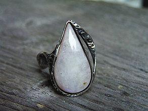 Prstene - Prsteň Mesačný kameň - Nomirete - 8885531_