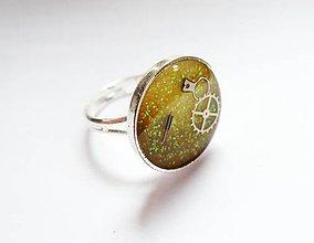 Prstene - Prsteň 1,7 cm - 8884761_