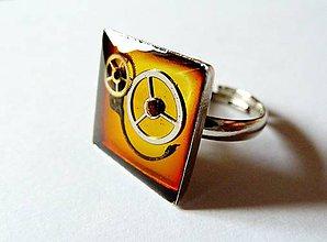 Prstene - Prsteň 1,7 cm - 8884770_