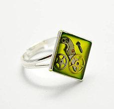 Prstene - Prsteň 1,3 cm - 8884817_