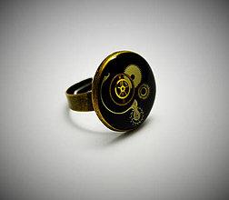 Prstene - Prsteň 2 cm - 8884818_