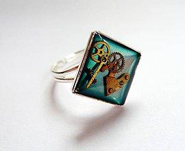 Prstene - Prsteň 1,3 cm - 8884912_