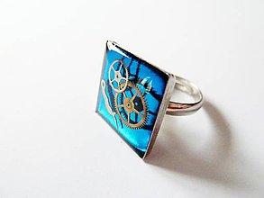 Prstene - Prsteň 1,7 cm - 8884922_