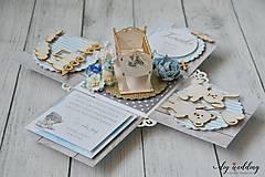 Darčeková krabička pre detičky