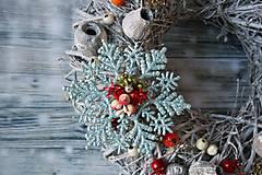 Dekorácie - vianočná hviezda - 8889608_