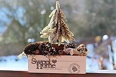 Dekorácie - Vianočná dekorácia - 8890603_