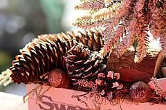 Dekorácie - Vianočná dekorácia - 8890605_