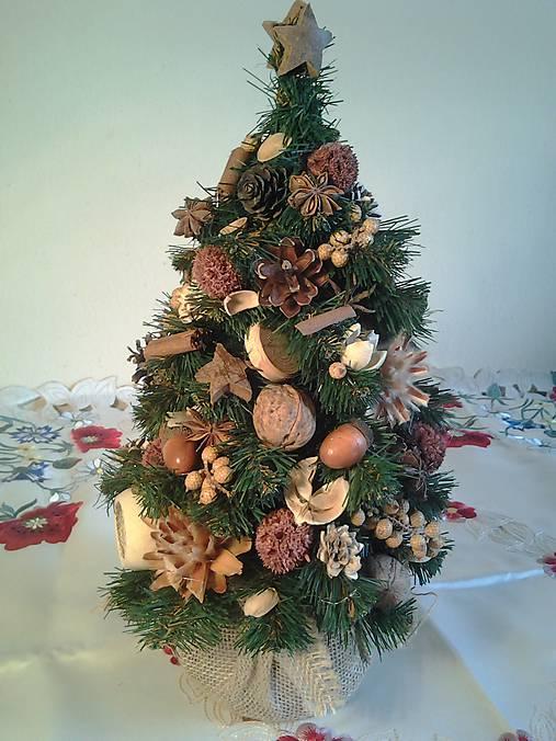 Vianočný stromček prírodný   gerberis - SAShE.sk - Handmade Dekorácie b0bd15eeae9