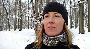 Šatky - Tunelová šatka Folklór slovenskej prírody - 8892376_