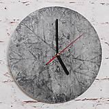Hodiny - Drevené nástenné hodiny