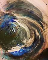 Obrazy - The wave - 8889664_
