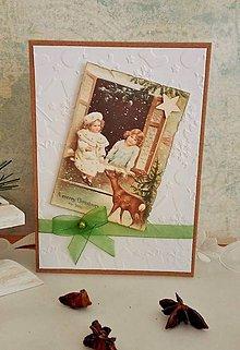 Papiernictvo - Vianočný pozdrav - 8889790_