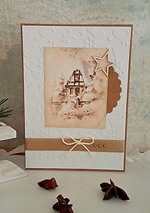 Papiernictvo - Vianočný pozdrav - 8889791_