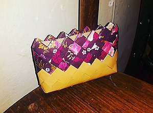 Peňaženky - Vintage mini - 8892623_