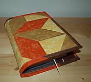 Úžitkový textil - patchwork - 8891999_