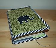 Úžitkový textil - sloníča - 8892001_