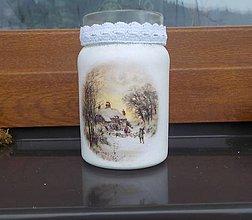 Svietidlá a sviečky - Svietnik - 8896430_
