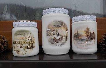Svietidlá a sviečky - svietniky - 8896541_