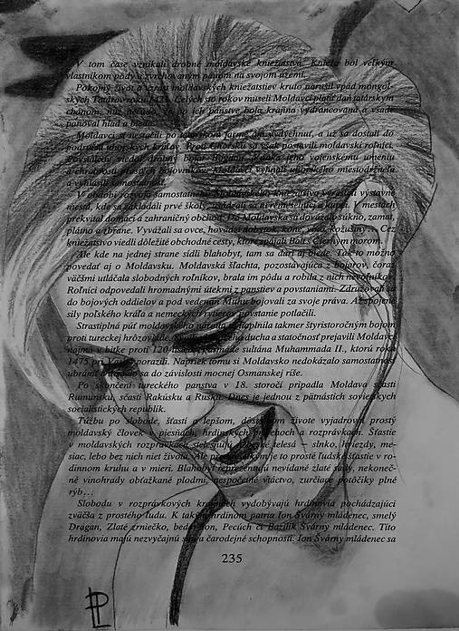 Portrét - Emma Watson