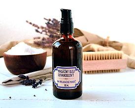 Drogéria - Masážny olej levanduľový (100 ml) - 8892827_