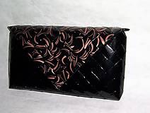 Kabelky - Elegantná ecoist listová kabelka - 8896071_