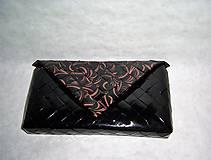 Kabelky - Elegantná ecoist listová kabelka - 8896081_