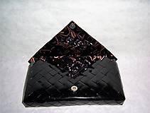 Kabelky - Elegantná ecoist listová kabelka - 8896088_