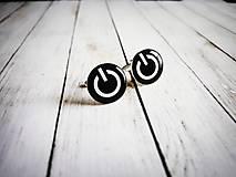Šperky - Manžetové gombíky - 8892853_