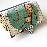 Peňaženky - Kočičí - peněženka - 8897205_