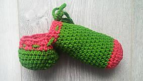 Doplnky - Zelene zahriatie :) - 8893389_
