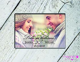Darčeky pre svadobčanov - Darček pre svadobných hostí - srdiečko - 8897223_