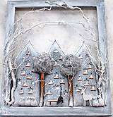 Dekorácie - Winter Grandhotel - 8894373_